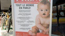 Hitler Baby Poster OK Now: Jewish