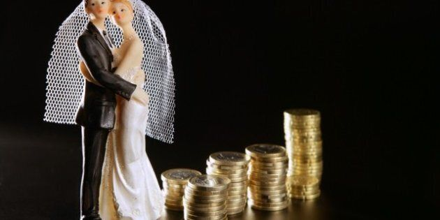 Wedding Budget: Getting Off On The Right Foot