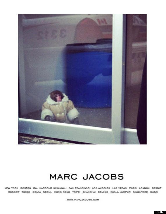 Ikea Monkey Inspires Fake Marc Jacobs Ad