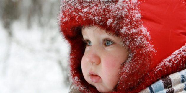 How To Dress Kids In The Winter: Keeping Your Babies Warm In The