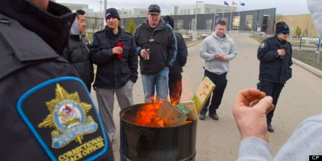 Edmonton Remand Centre Workers In Contempt For Illegal Strike, Court