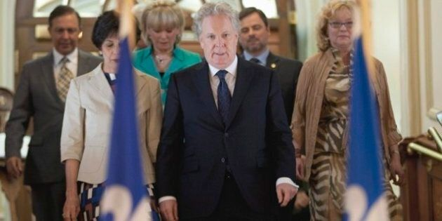 Quebec Election 2012: Charest May Call Early Vote To Take Advantage Of Student