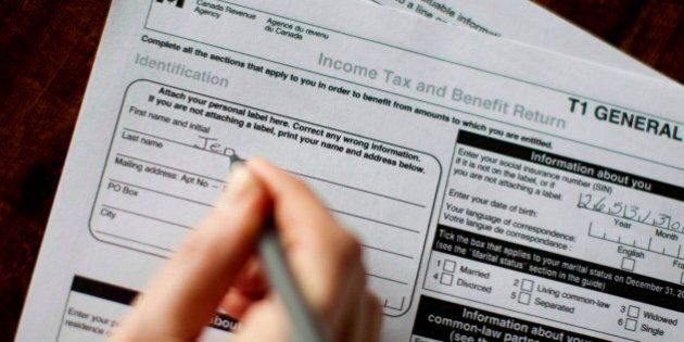 Income-Tax Filing Deadline Is
