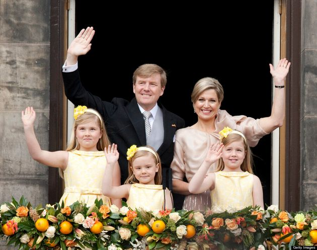 Queen Maxima's Style: Dutch Queen Is Pure Elegance At King Willem-Alexander's Inauguration