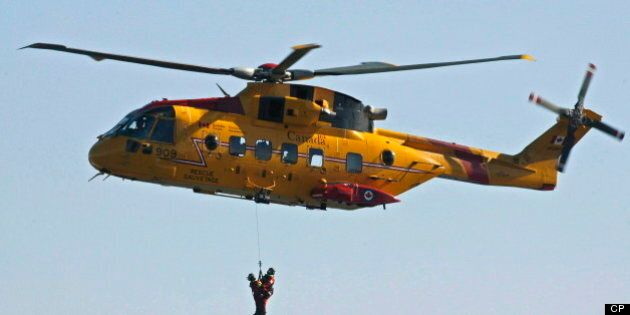 Auditor General Report: Canada's Search-And-Rescue System At 'Breaking