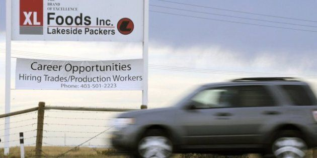 XL Foods: JBS May Buy Alberta Beef Plant, To Take Over Certain Managing