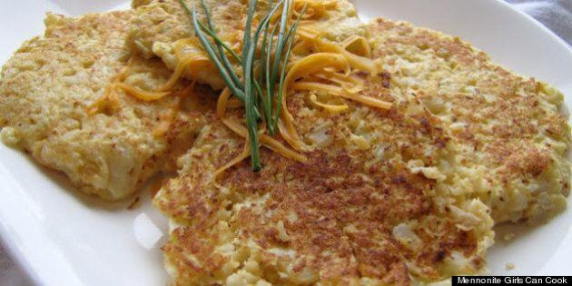 RECIPE: Cauliflower and Cheese