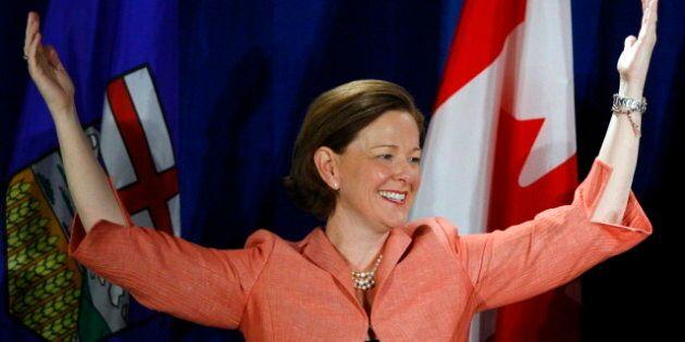 Alison Redford Calls U.S. Keystone Study 'Step In The Right