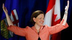Alberta Premier Likes Slick Talk By