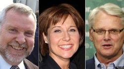B.C. Politicians Caught Driving