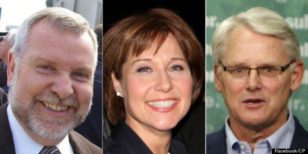 6 B.C. Politicians Who Have Faced Driving