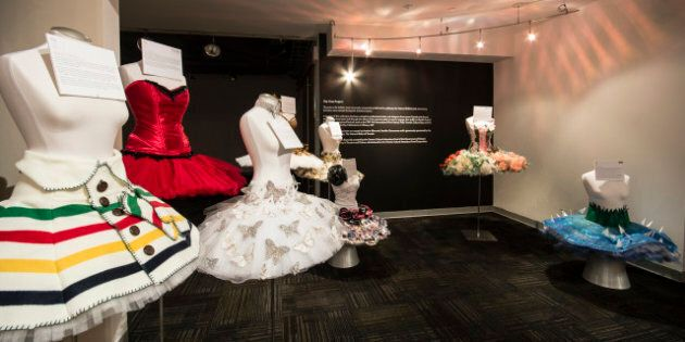 The Tutu Project: Toronto Exhibit Brings Out The Ballerina In Everyone