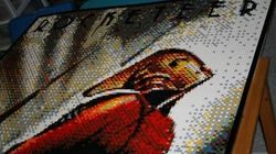 LOOK: These Pictures Made Out Of Lego Are