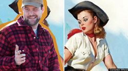 Move Over, Cowgirl: Wheat Board Ad Gets An