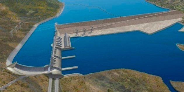 BC Hydro Site C Dam Flooding To Affect Farmland, Wildlife
