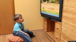 Kids' TV Time Predicts Waist