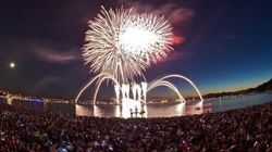Vancouver Fireworks Festival Dates