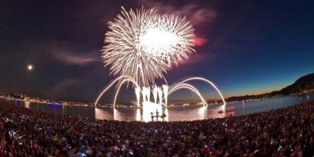 Vancouver Celebration Of Light 2013 Dates