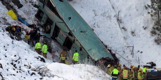 Oregon Bus Crash Lawsuit: US Woman Sues BC Tour
