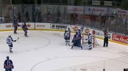 WATCH: Maybe The Greatest Hockey Save