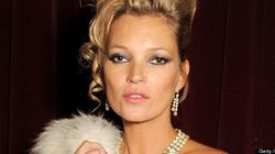 LOOK: Kate Moss Parties