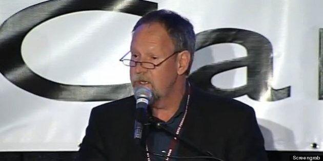 Allan Gregg Speech To Alberta Federation Of Labour Slams Harper Government
