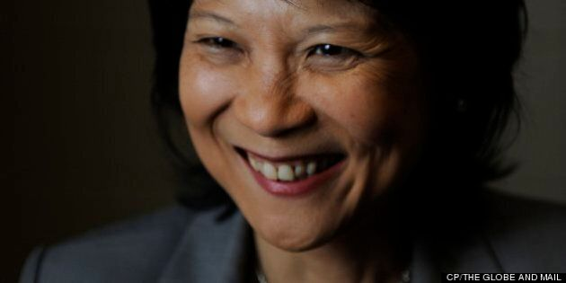 Olivia Chow Writing Memoir To Be Published In Early