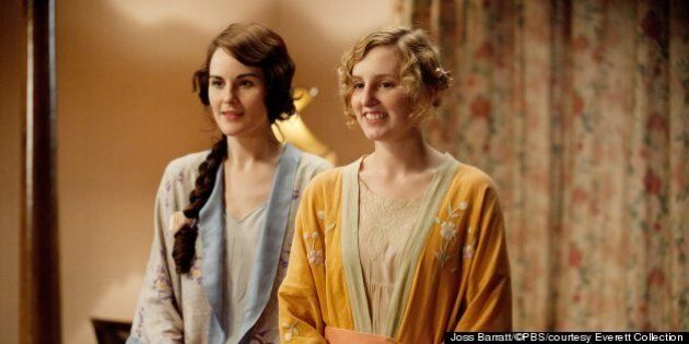 'Downton Abbey' Clothes On The Way: Beauty, Furniture Collection Launching This