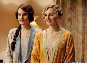 Downton Abbey Season 3   HuffPost Canada