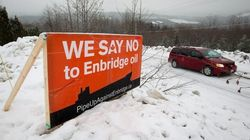 Enbridge President Says Pipeline, Railway 'No