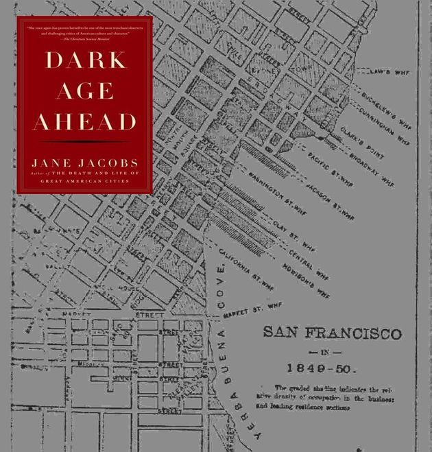 Jane's Walks... Dark Age