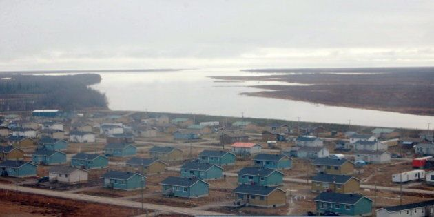 First Nations Residents Forced Out Due To