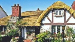 LOOK: $2.9M 'Hobbit House' For