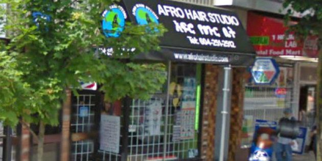 Afro Hair Studio Wins Fight Over Cutting 'White Men's