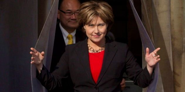 BC Cabinet Shuffle: Christy Clark Announces New