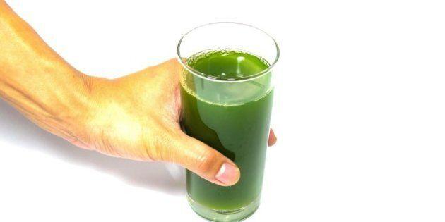healthy drink vegetable juice