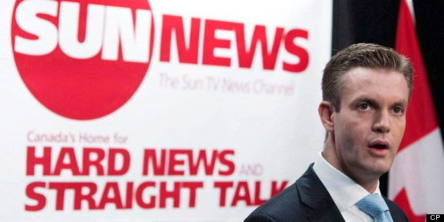 Sun News To CRTC: No Guaranteed Spot On Cable Means 'Death