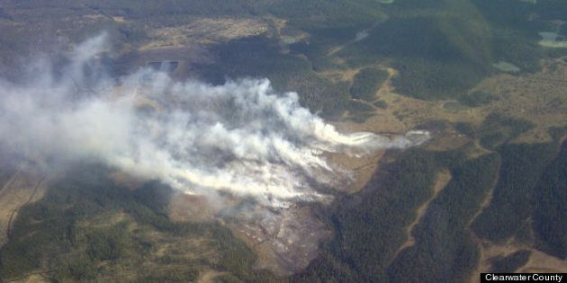 Advisory Issued As Crews Battle Wildfires Across