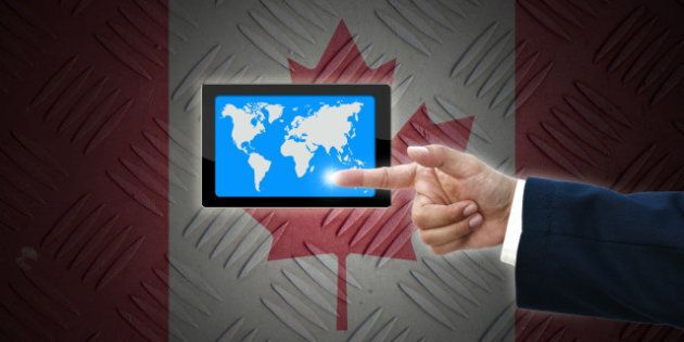 Internet Addiction: Canadians Reportedly Now Spending Less