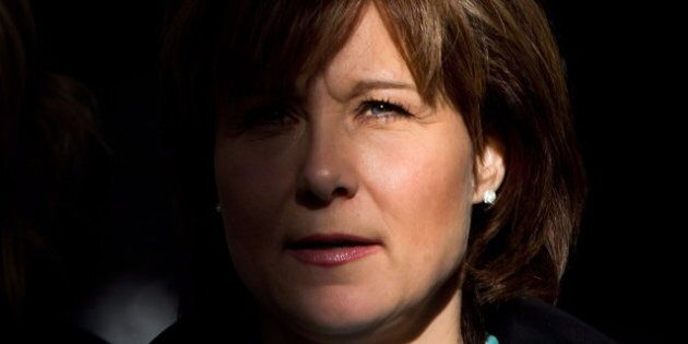 Christy Clark Stunning Example Of Blind Ambition, Bad
