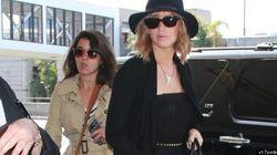 Jennifer Lawrence's Goth