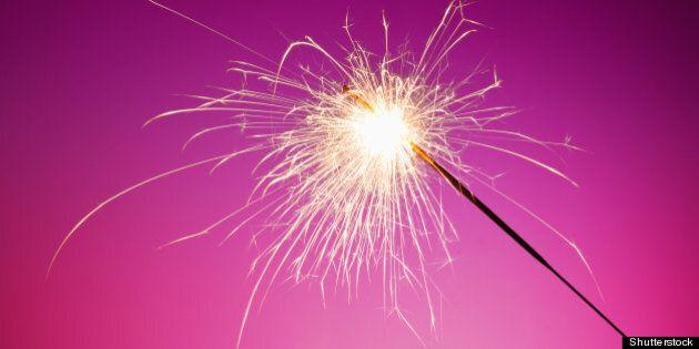 party sparkler