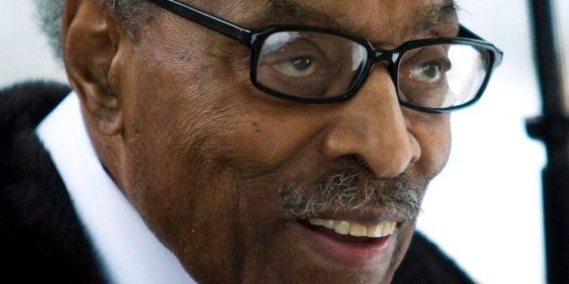 Lincoln Alexander Dead: Canada's First Black MP, Former Ontario Lieutenant-Governor Dies At