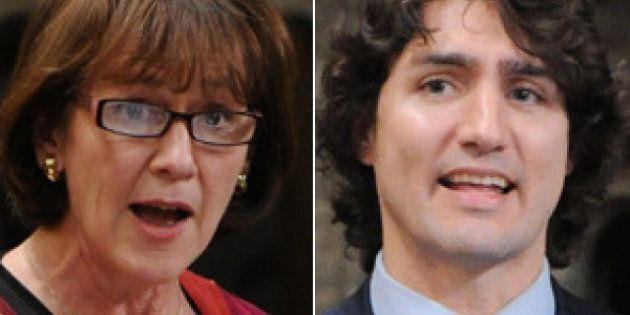 Joyce Murray May Be Dark Horse In Liberal Leadership
