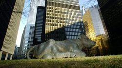 Canada's Economy Sputters, But The Banks Are Rolling In