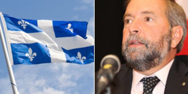 Quebec Separation: NDP Still Fine With 50 Plus 1 To Trigger Quebec Secession