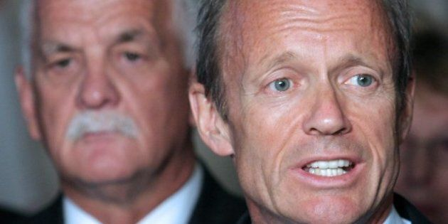 Stockwell Day Admits May Have Used Info Obtained Through Torture To Detain Mohamed