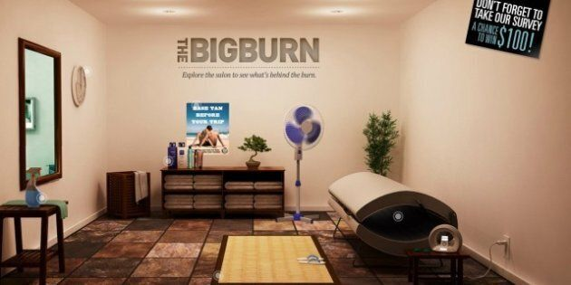 The Big Burn, Alberta Campaign Warns About Health Dangers Of Indoor Tanning