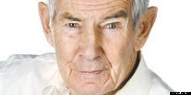 Peter Worthington Dead: Toronto Sun Co-Founder Dies At