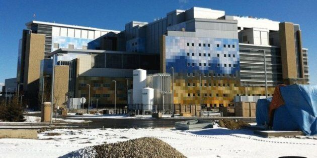 South Health Campus In Calgary Partially Opened By Premier Alison